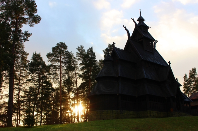 Stabkirche von Gol, Copyright: insidenorway