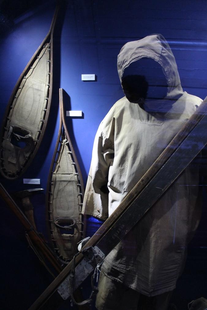 Polarausrüstung Ende des 19. Jahrhunderts, Copyright: insidenorway