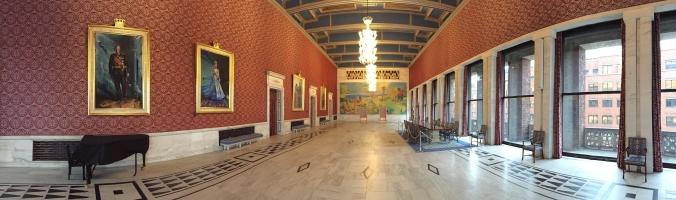 Bankettsaal, Copyright: insidenorway