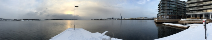 Tjuvholmen Brygge, Copyright: insidenorway