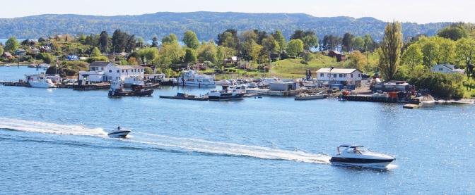 Aussicht auf Hovedøya, Copyright: insidenorway
