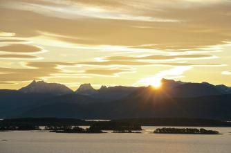 Romsdalfjord in der Provinz Møre og Romsdal, Copyright: Øyvind Heen - Visitnorway.com