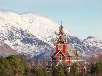 Kirche von Buksnes