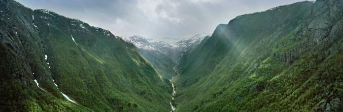 Blick auf den Hardangerfjord, Copyright: CH - Visitnorway.com