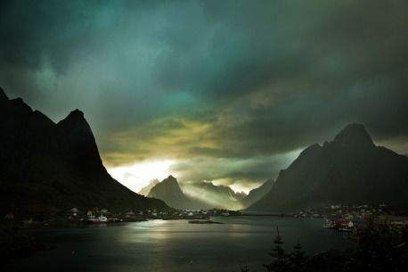 Moskenes, Copyright: Asgeir Helgestad/Artic Light AS/visitnorway.com