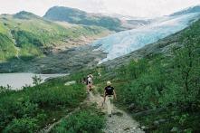 Gletscherwandern in der Nähe von Bodø, Copyright: Avani - Visitnorway.com