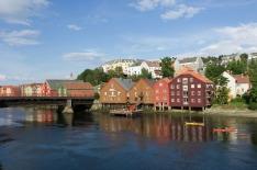 Nidelva Brygge, Copyright: Terje Rakke/Nordic life - Visitnorway.com