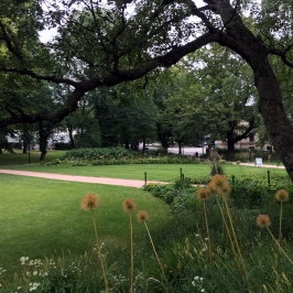 Schlosspark, Copyright: insidenorway