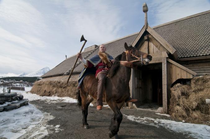 Lofotr Viking Museum, Lofoten, Copyright: CH/ - Visitnorway.com