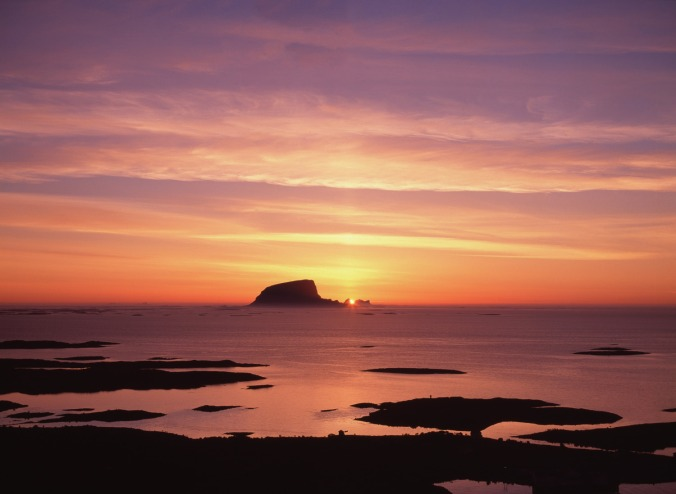 Lovund, Copyright: Frithjof Fure - Visitnorway.com