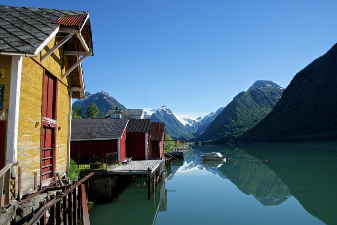 Fjærland, Copyright: Øyvind Heen - Visitnorway.com