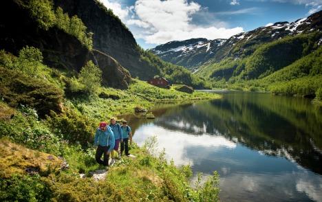 Aurlandsdalen, Copyright: Sverre Hjørnevik/Fjord Norway