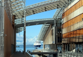 Oslo, Tjuvholmen, Copyright: insidenorway