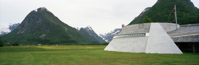 Norsk Bremuseum/Fjærland, Copyright: C H - Visitnorway.com