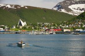 Tromsø Hafen, Copyright: CH - Visitnorway.com