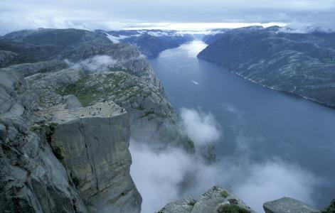 Preikestolen, Copyright: Casper Tybjerg - Visitnorway.com