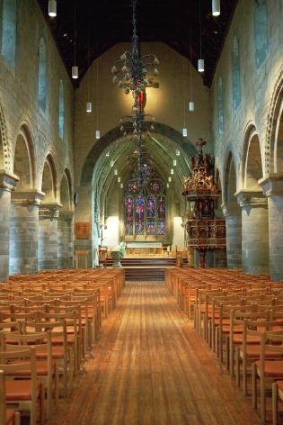 Stavanger, Domkirche, Copyright: Marte Kopperud - Visitnorway.com