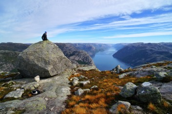 Lysefjord, Copyright: Andreas Gruhle/visitnorway.com