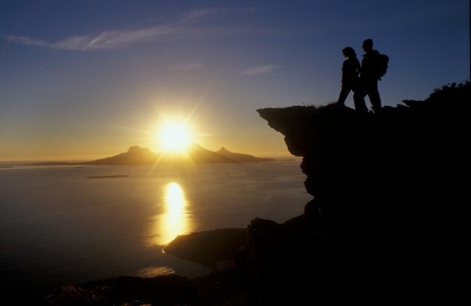 Blick auf Landegode, Copyright: Ernst Furuhatt / www.nordnorge.com / Bodø