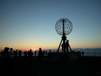 Copyright: Beate Juliussen / www.nordnorge.com / Nordkapp