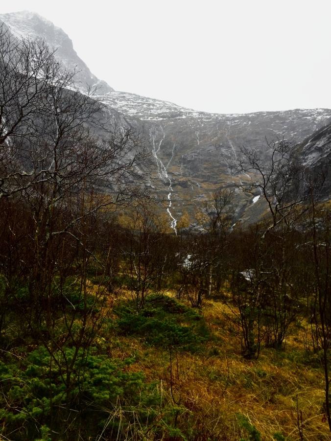 Trollstigen im Winterschlaf, Copyright: insidenorway
