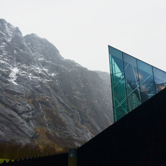 Trollveggen Tourismuszentrum, Copyright: insidenorway