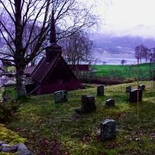 Stabkirche von Rødven, Copyright: insidenorway
