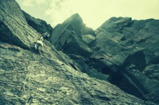 Aufstieg zur Trolltunga, © Scott Sporleder / Matador Network / www.fjordnorway.com