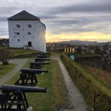 Trondheim, Festung Kristiansten, Copyright: insidenorway