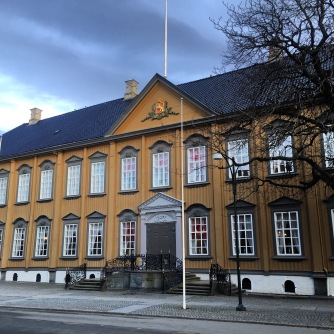 Trondheim, Stiftsgården, Copyright: insidenorway