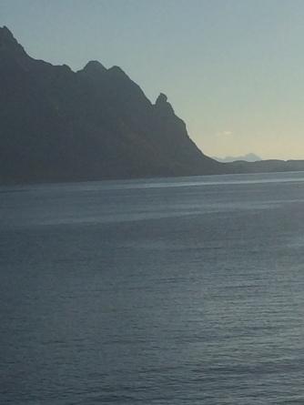 Der Landegomann auf der Insel Landego hinter Bodø, Copyright: Sabine Heumann