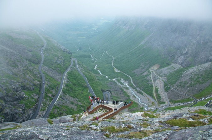 Trollstigen, Copyright: Øyvind Heen - Visitnorway.com