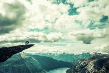 Trolltunga, © Scott Sporleder / Matador Network / www.fjordnorway.com