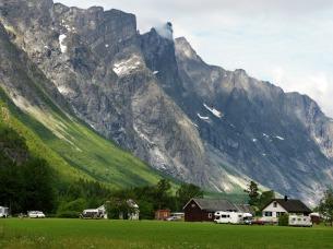 Trollveggen, Copyright: Terje Borud - Visitnorway.com