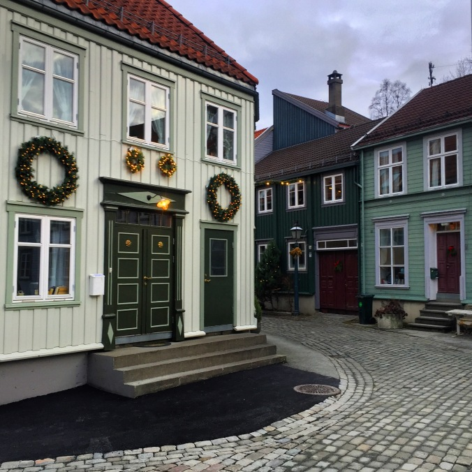 Bakklandet, Copyright: insidenorway