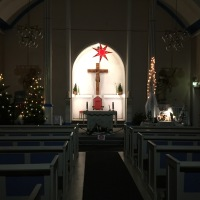 Inneres der Bischofskirche, Copyright: insidenorway