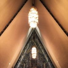Inneres der Eismeerkathedrale, Copyright: insidenorway