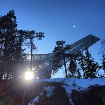 Holmenkollen, Copyright: insidenorway