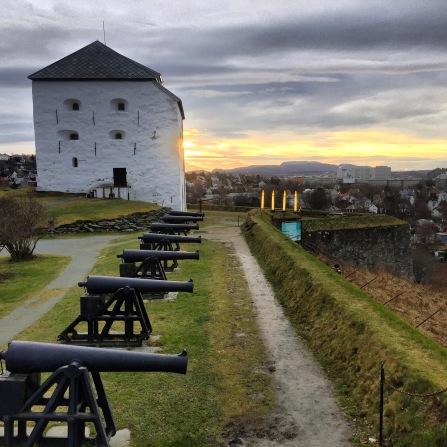 Festung Kristiansten, Copyright: insidenorway