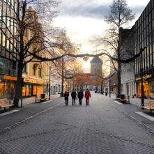 Innenstadt, Copyright: insidenorway