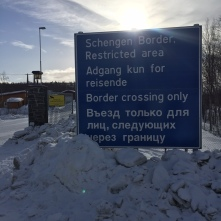 Russian Border Kirkenes, Copyright: insidenorway