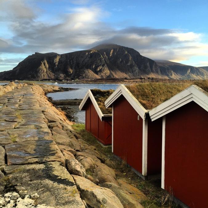 Norwegen-Idylle in Hustadvika, Copyright: insidenorway