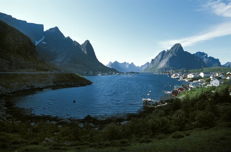 Copyright: Terje Rakke / Nordic Life / www.nordnorge.com / Moskenes