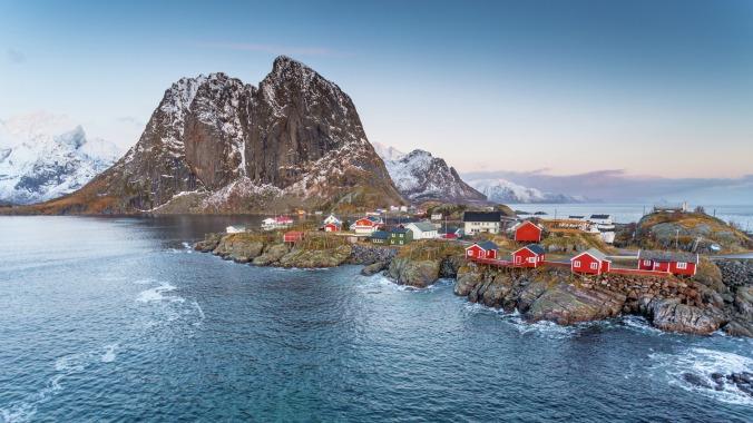 Hamnøy, Alex Conu/Visitnorway.com