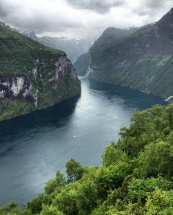 Geirangerfjord, Copyright: insidenorway