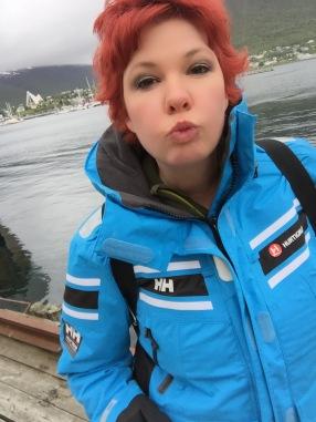 Spaß in Tromsø