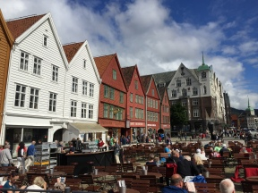 Sommer in Bergen