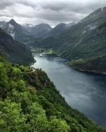 Ausflug zum Geirangerfjord