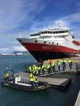 Speedboot-Safari in Bodø
