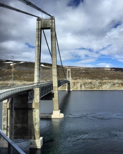Kvalsund Brua, Copyright: insidenorway
